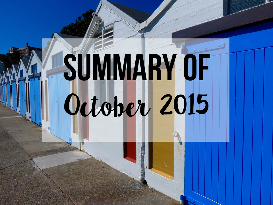 summary of October 2015