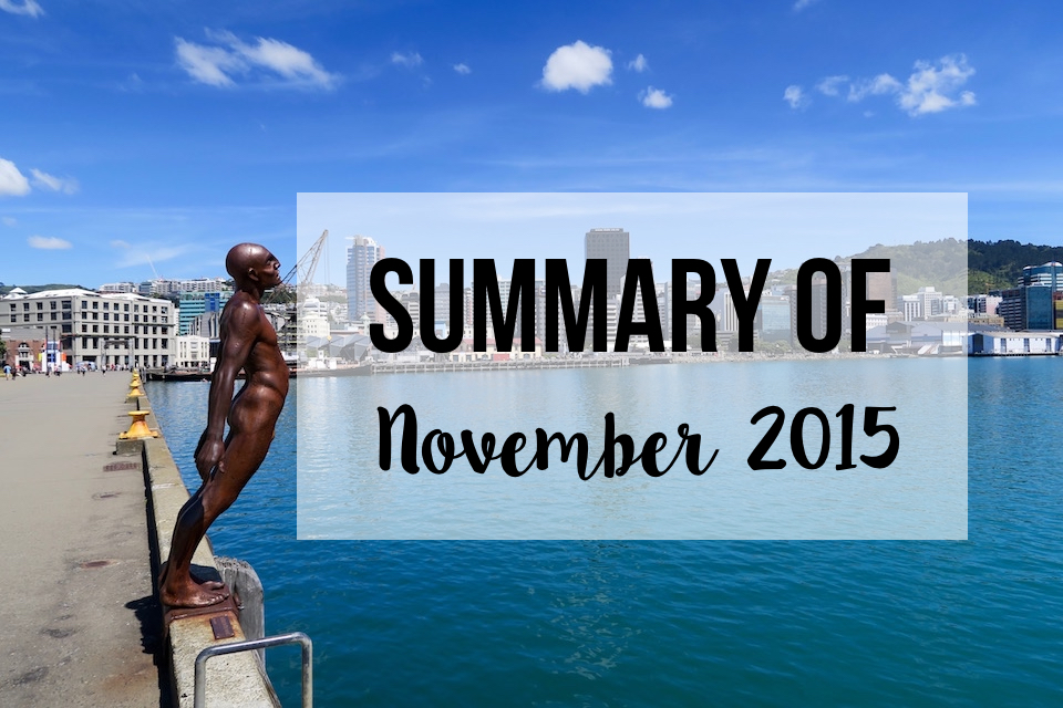 summary of november 2015