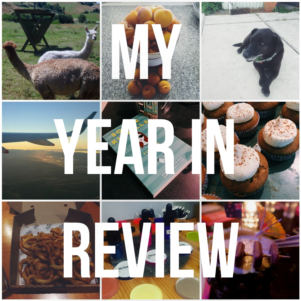 my year in review