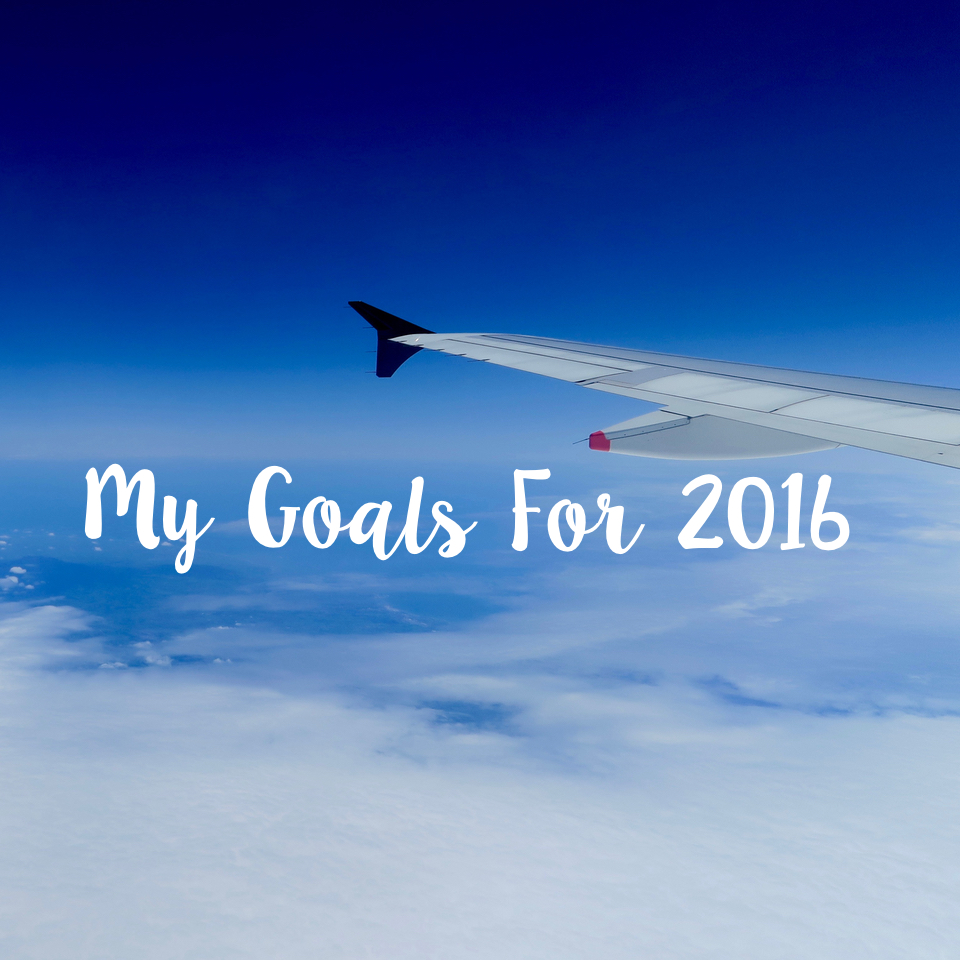 my goals for 201