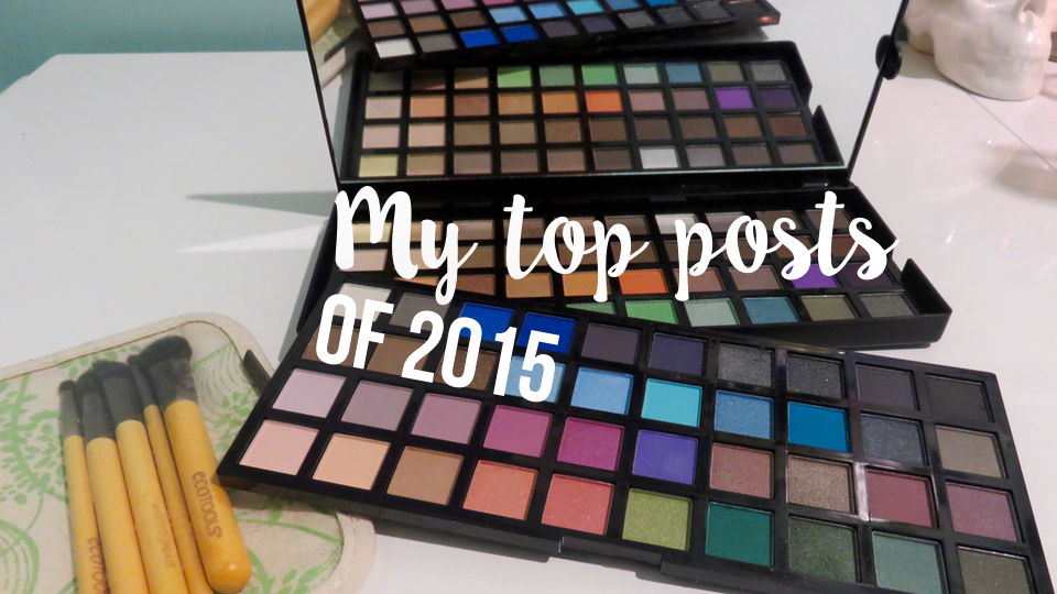 my top 10 posts 0f 2015