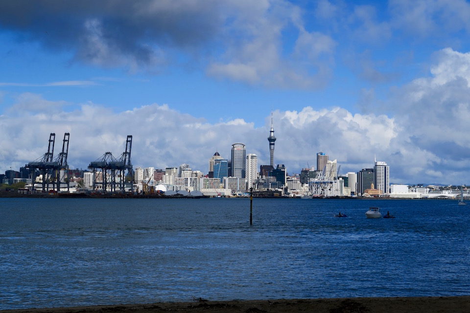 Trip To Auckland